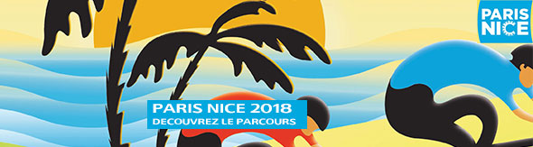 Tour Paris-Nice 2018